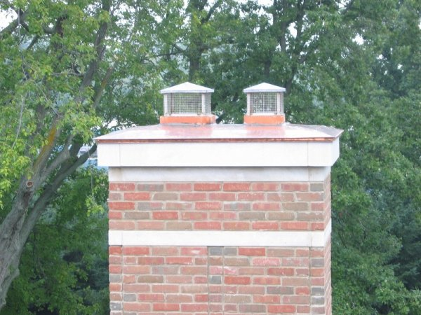 Stainless Steel Chimney Caps